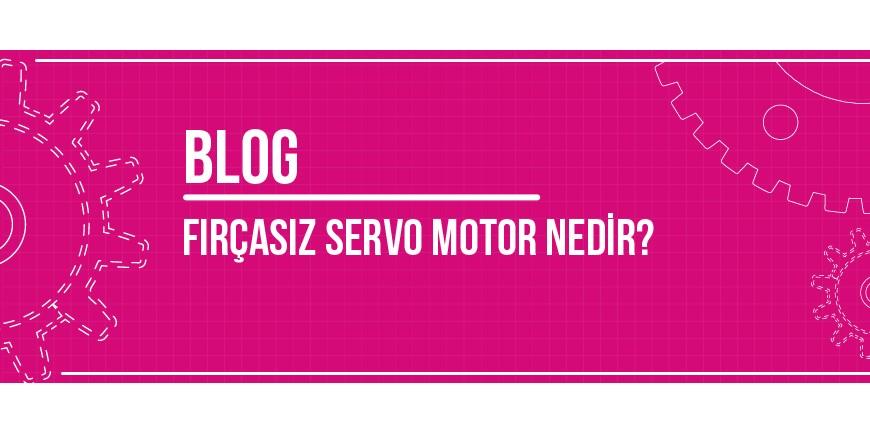 Fırçasız Servo Motor Nedir?