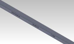 ŞAHİN RULMAN / Kramayer Dişli Modül 2,5 25x25 L-1000