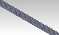 ŞAHİN RULMAN / Kramayer Dişli Modül 2,5 30x30 L-1000
