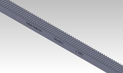 ŞAHİN RULMAN / Kramayer Dişli Modül 3 30x30 L-1000