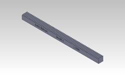 ŞAHİN RULMAN / Kramayer Dişli Modül 6 60x60 L-1000
