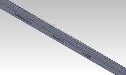 ŞAHİN RULMAN / Kramayer Dişli Modül 6 60x60 L-2000