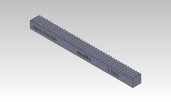 ŞAHİN RULMAN / Kramayer Dişli Modül 8 80x80 L-1000