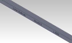 ŞAHİN RULMAN / Kramayer Dişli Modül 8 80x80 L-3000