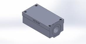 ŞAHİN RULMAN / Lineer Rulmanlar SCE 20 LUU