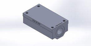 ŞAHİN RULMAN / Lineer Rulmanlar SCE 25 LUU