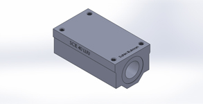 ŞAHİN RULMAN / Lineer Rulmanlar SCE 40 LUU