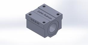ŞAHİN RULMAN / Lineer Rulmanlar SCE 30 UU