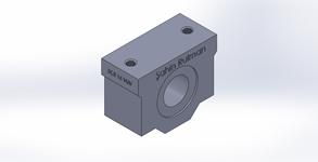 ŞAHİN RULMAN / Lineer Rulmanlar SCE 16 VUU
