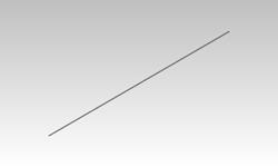 ŞAHİN RULMAN / <span> İndüksiyonlu Taşlanmış Miller /</span>Ø 20