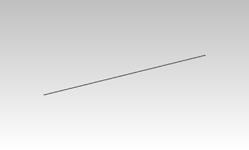 ŞAHİN RULMAN / <span> İndüksiyonlu Taşlanmış Miller /</span>Ø 8